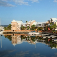 Knysna Quays, South Africa