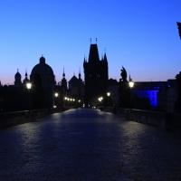 Charles Bridge Pre dawn