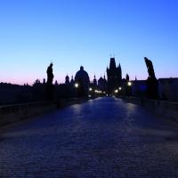 Charles Bridge Pre dawn II