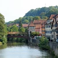 Schwäbisch Hall River